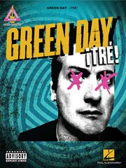 Green day - tre! songbook. Guitar Recorded Versions cover image
