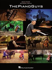 The piano guys songbook. Solo Piano with Optional Cello cover image