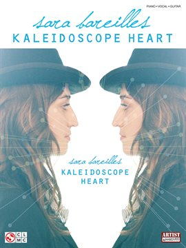 Cover image for Sara Bareilles - Kaleidoscope Heart (Songbook)