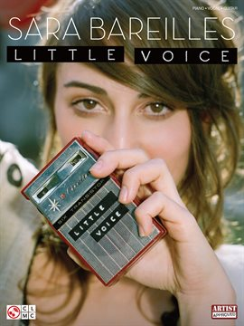 Cover image for Sara Bareilles - Little Voice (Songbook)