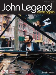 John legend - once again (songbook) cover image