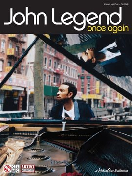 Cover image for John Legend - Once Again (Songbook)