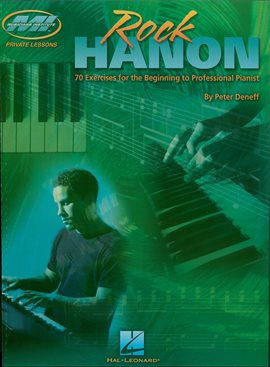 Cover image for Rock Hanon (Music Instruction)