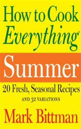 Cover image for How to Cook Everything Summer
