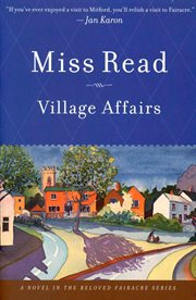 Village affairs cover image