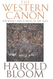 The Western canon : the books and school of the ages cover image