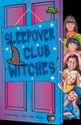 Cover image for Sleepover Club Witches