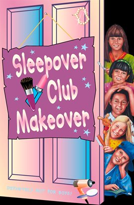 Cover image for Sleepover Club Makeover