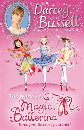 Cover image for Darcey Bussell's World of Magic Ballerina