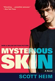 Mysterious skin : a novel cover image