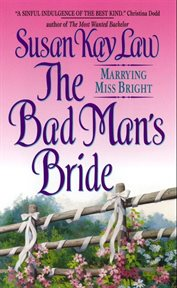 The bad man's bride cover image