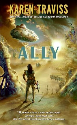 Cover image for Ally