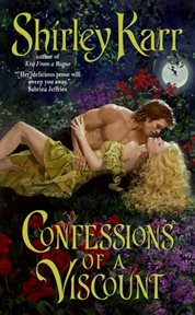 Confessions of a viscount cover image
