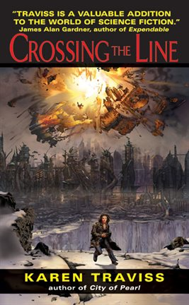 Cover image for Crossing the Line