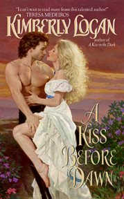 A kiss before dawn cover image