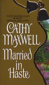 Married in haste cover image