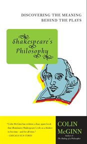 Shakespeare's philosophy cover image
