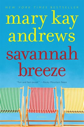 Cover image for Savannah Breeze