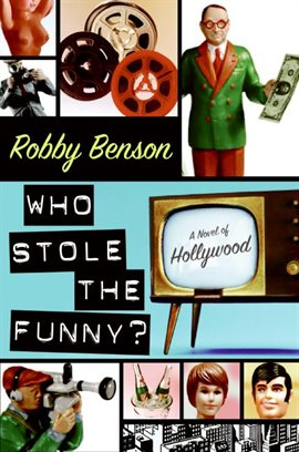 Cover image for Who Stole the Funny?
