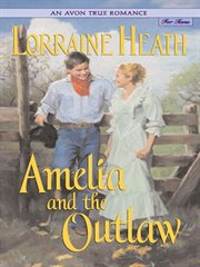 Amelia and the outlaw cover image