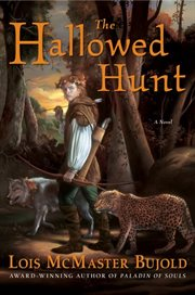 The hallowed hunt cover image
