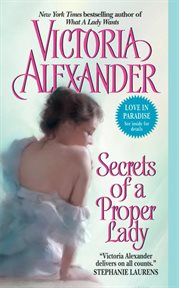 Secrets of a proper lady cover image
