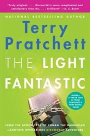 The light fantastic : a discworld novel cover image