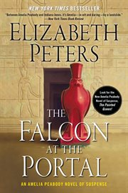The falcon at the portal cover image