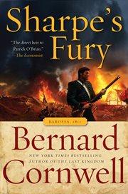Sharpe's Fury cover image