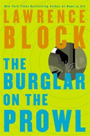 The Burglar on the Prowl cover image