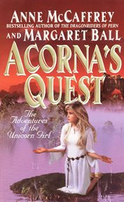 Acorna's quest cover image