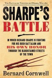 Sharpe's Battle cover image