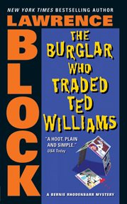 The burglar who traded ted williams cover image