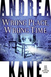 Wrong place, wrong time cover image