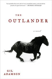 The outlander : a novel cover image