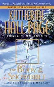 The body in the snowdrift cover image