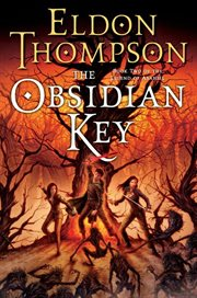 The obsidian key cover image