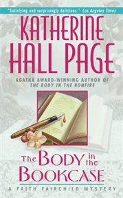The body in the bookcase cover image