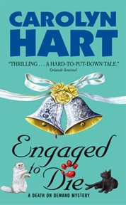 Engaged to die : a death on demand mystery cover image