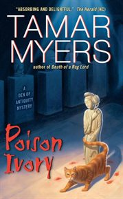 Poison ivory : a Den of Antiquity mystery cover image