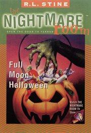 Full moon Halloween cover image