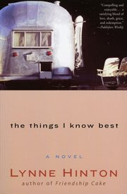 The things I know best : a novel cover image
