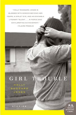 Cover image for Girl Trouble