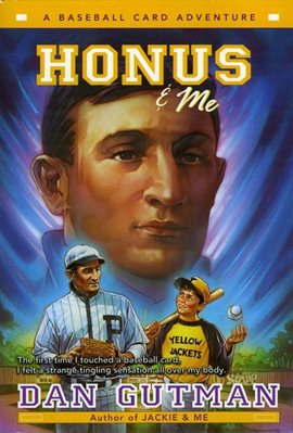 Cover image for Honus & Me