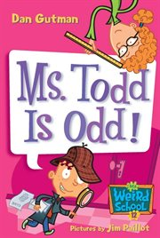 Ms. Todd Is Odd! cover image