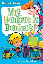 Mrs. Yonkers Is Bonkers! cover image