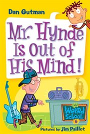 Mr. Hynde is out of his mind! cover image
