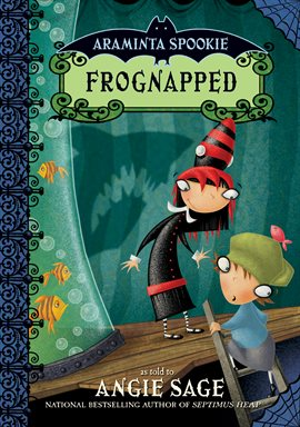 Cover image for Frognapped