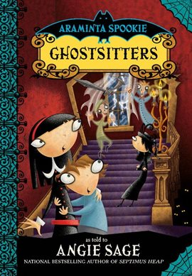 Cover image for Ghostsitters