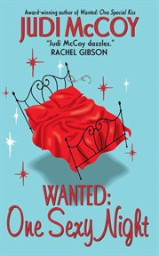 Wanted : one sexy night cover image
